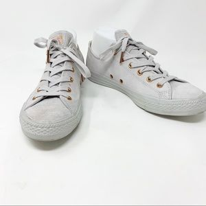 Converse All Stars | Suede Low Tops